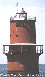 Thimble Shoals Light