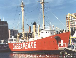 Cape Charles / Chesapeake Lightship