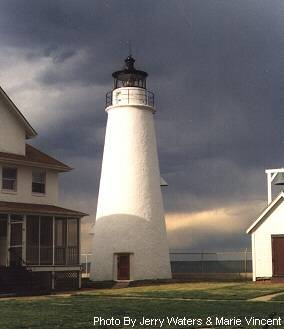 Cove Point Light