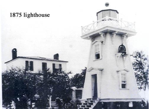 Jordan point lighthouse