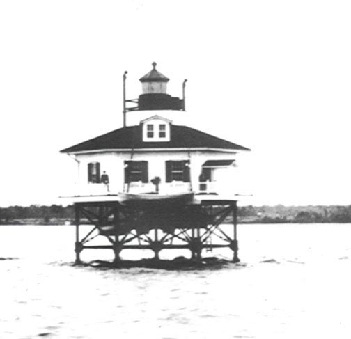 Maryland Point Light