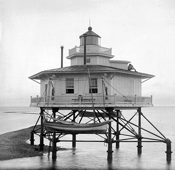 Point of Shoals Lighthouse