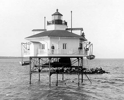 Ragged Point Light