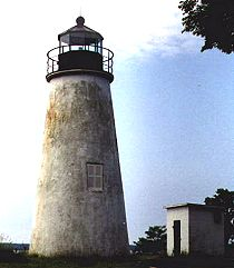 Turkey Point Light